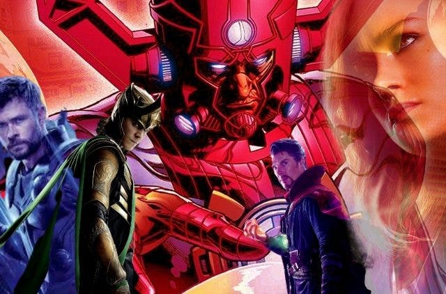 Galactus in Marvel Phase 4