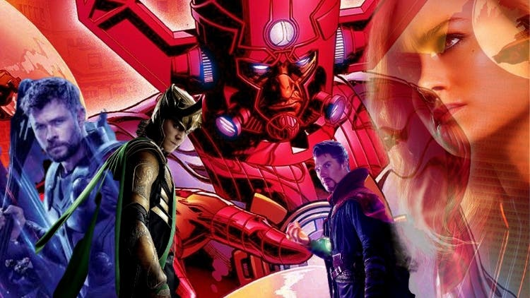 Marvel's Mysterious Galactus: The Next Big Baddie Or Saviour Of The Worlds