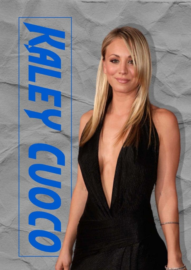 Kaley Cuoco Wants To Be Best Friends With This Marvel Star