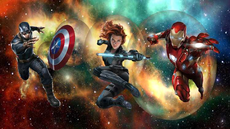 Iron Man, Captain America, Black Widow, Vision, All Part Of MCU's Multiverse Future, Kevin Feige Reveals