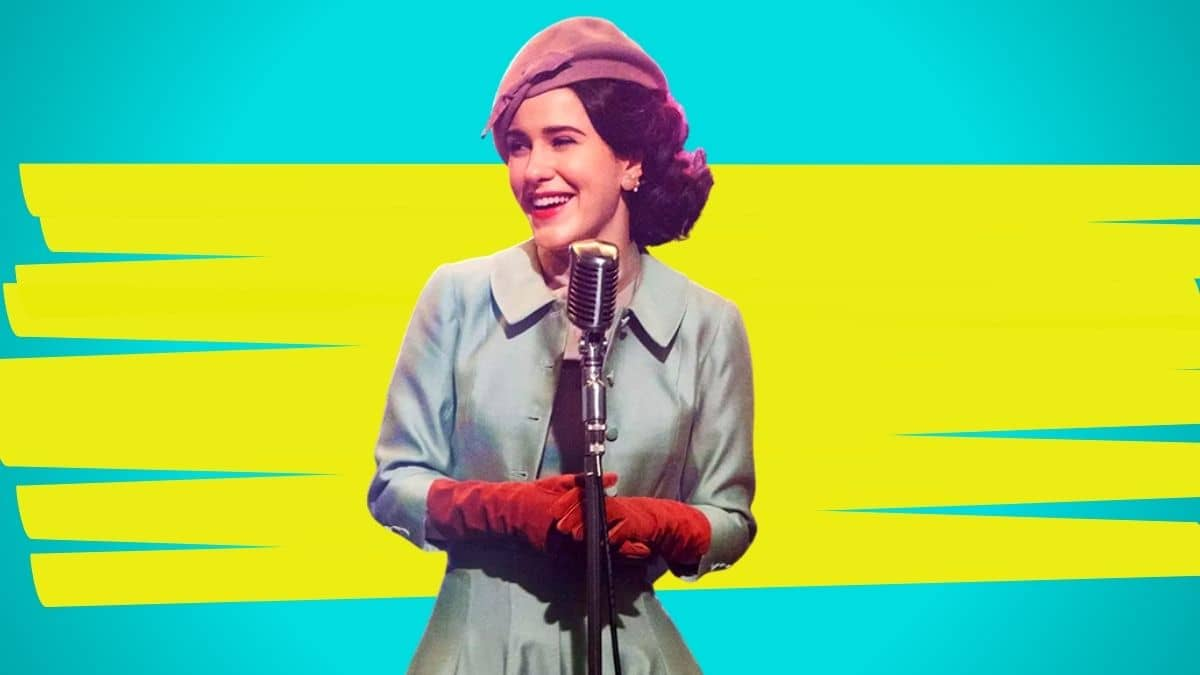 Marvelous Mrs Maisel season 4