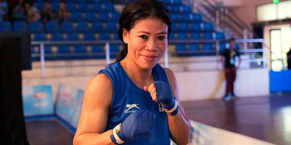 Mary-Kom-51-Kg-Debut-Boxing-Others-Sports-DKODING
