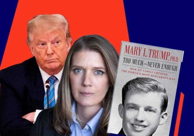 Mary Trump Tell-All Book