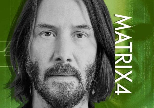 Keanu Reeves to be a villain in 'Matrix 4'?