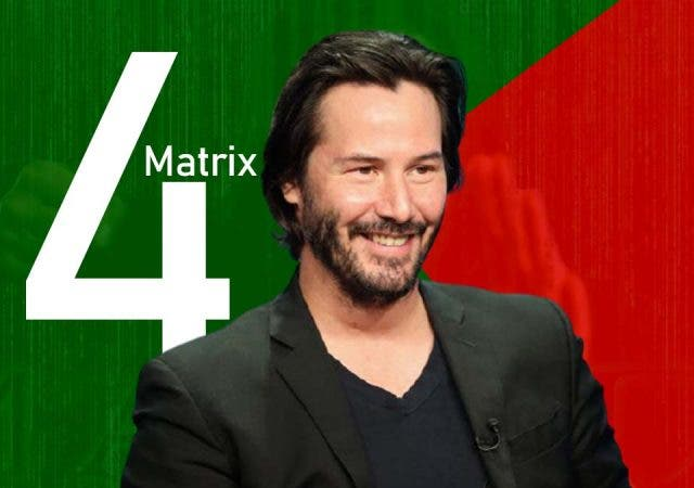 Keanu Reeves has made it crystal clear to expect nothing but brilliance from 'Matrix 4'