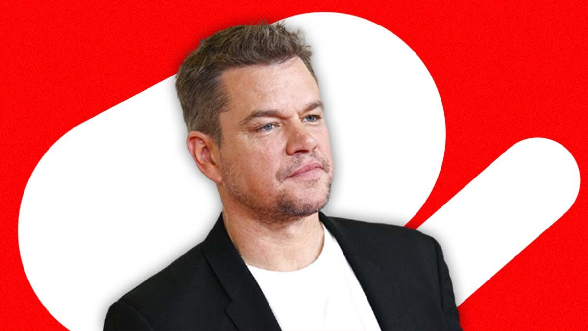 Matt Damon did nothing despite knowing his big-budget film was going to fail