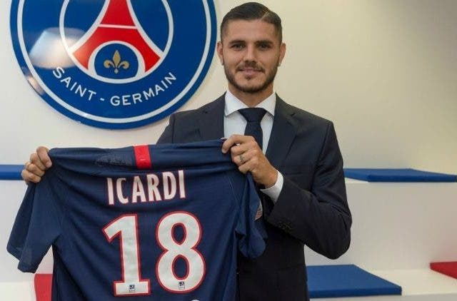 Mauro-Icardi-PSG-Football-Sports-DKODING