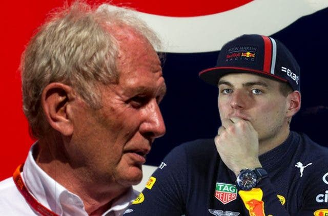 Coronavirus Red Bull Max Verstappen Terrified Helmut Marko DKODING