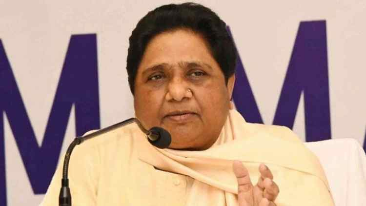 Mayawati-Hits-Out-At-EC-For-Not-Cancelling-Pragya-Thakurs-Nomination-From-Bhopal-India-politics-DKODING