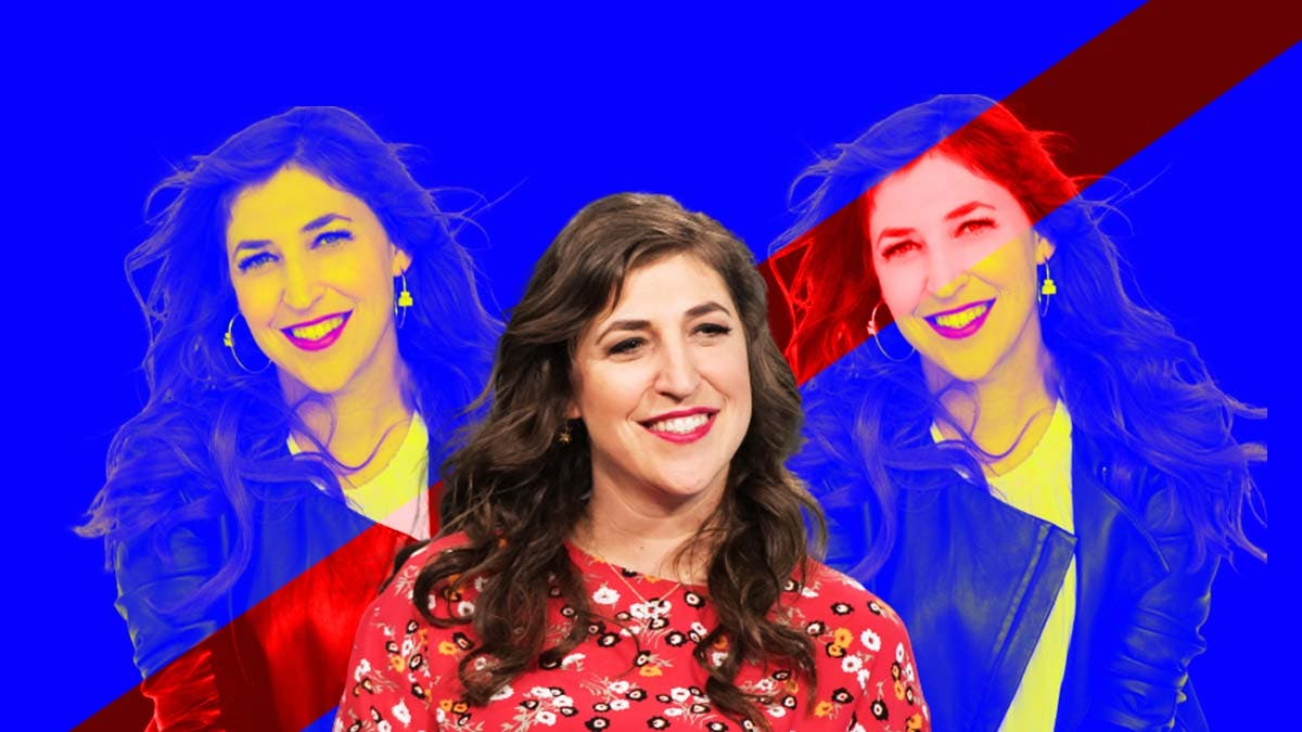 Mayim Bialik joined 'The Big Bang Theory' to fulfil her personal motive