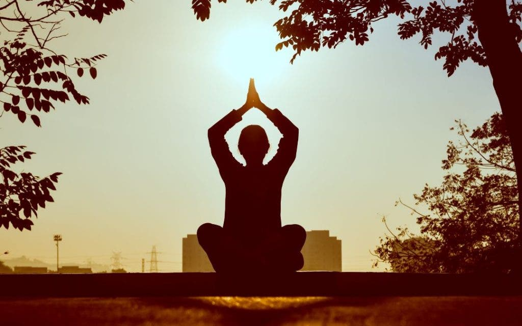 Meditation and workout - Habits Of Self-Made Billionaires