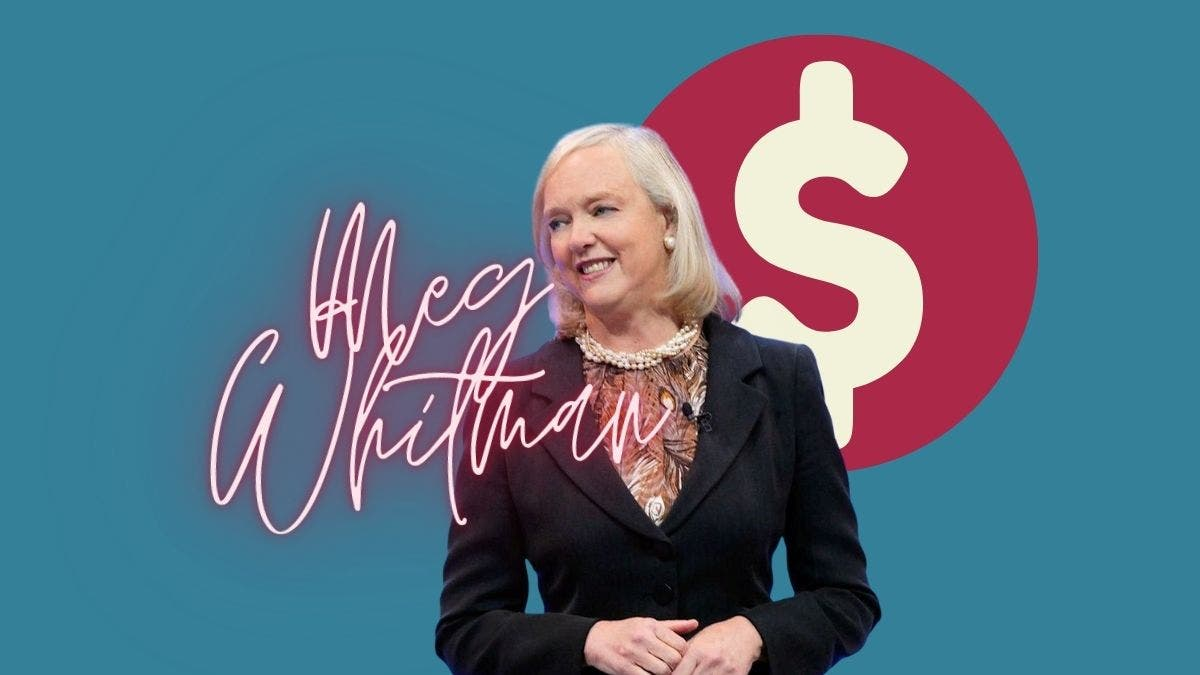Meg Whitman Richest American Politicians 2020 People Who Inspire