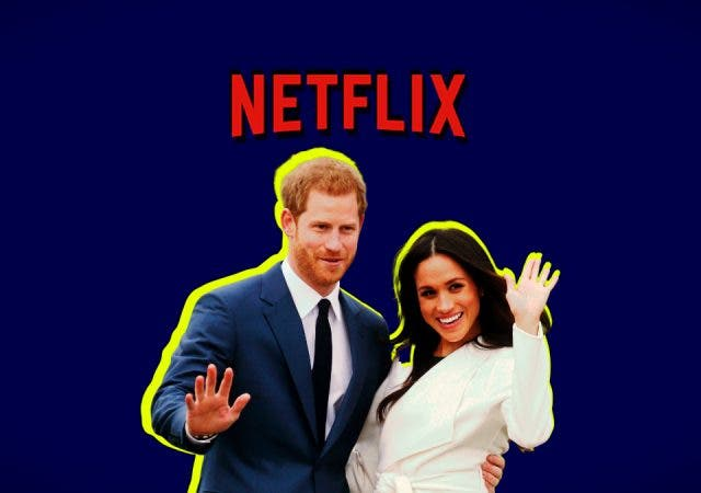 Prince Harry Meghan Markle Netflix Deal