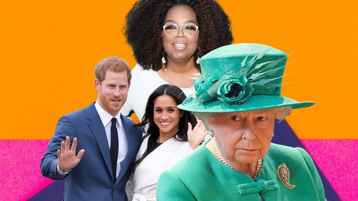 Meghan Markle Finally Speaks Frankly About Her Time With Royal Family on Oprah Winfrey interview