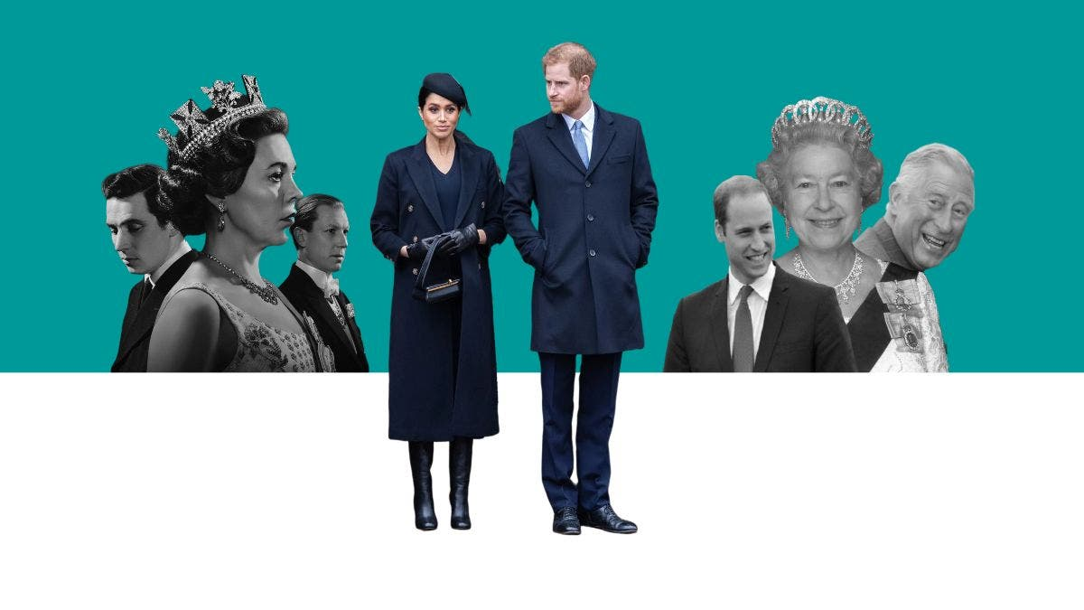 How Much Did The Crown Influence Harry and Meghan's Oprah Interview