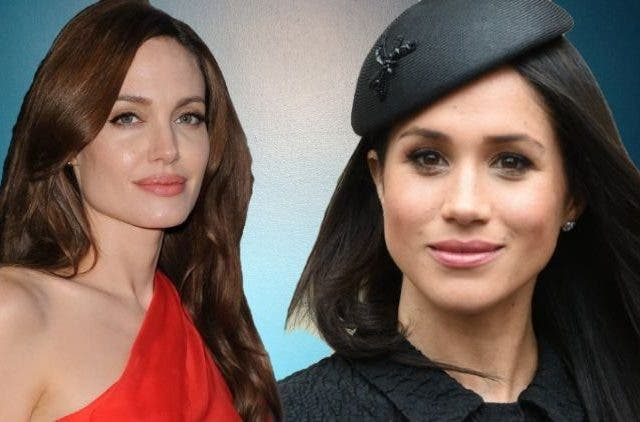 Meghan is trying to build her connection in Hollywood