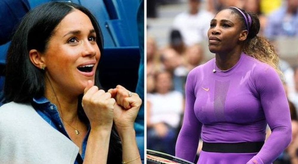 Serena Williams breaks her friendship with Meghan Markle