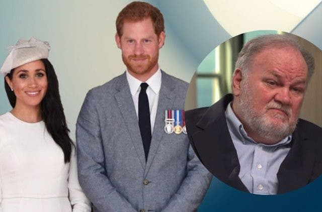 Meghan Markle tried to protect her father