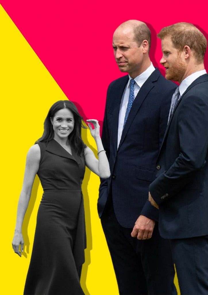 Meghan feared her marriage will break if Prince Harry learned about her secret crush