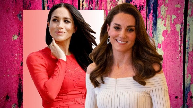 Meghan Markle Is Jealous Of Kate Middleton And She Can't Hide It