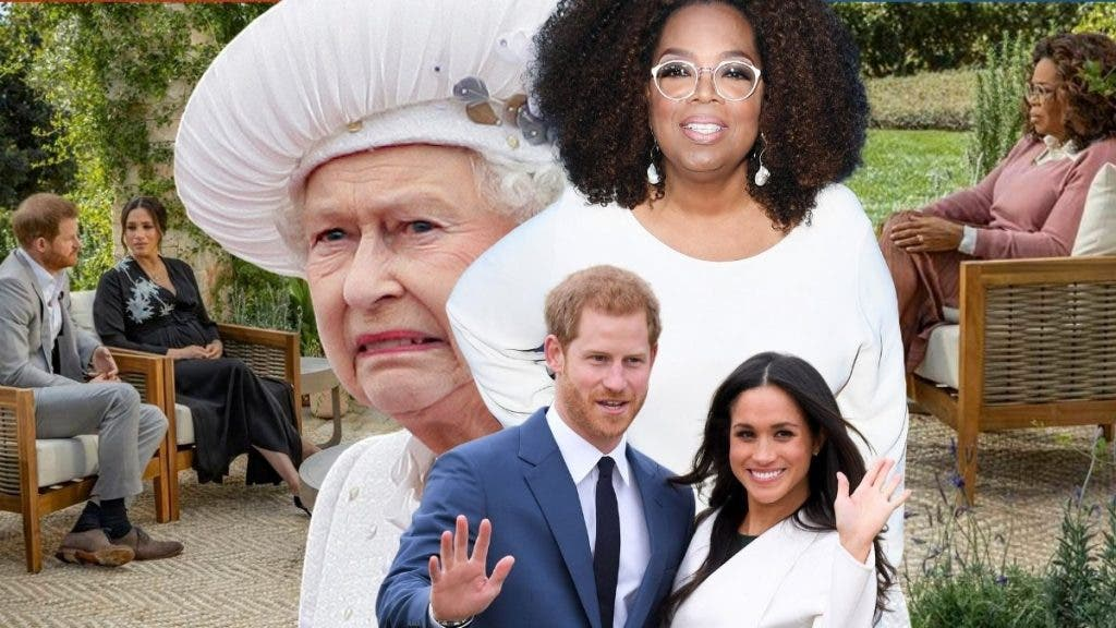 Meghan Markle to speak frankly about her time with Royal Family on the Oprah Winfrey Interview