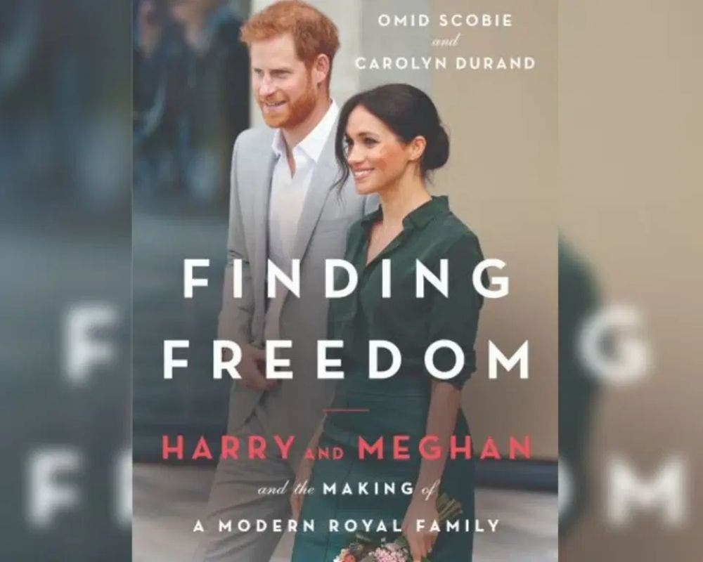 Meghan Markle and Prince Harry's book