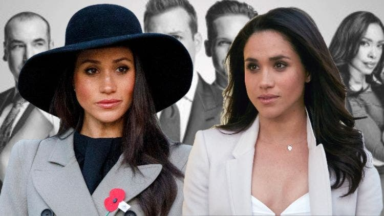 After Being Slammed For Her Voice Over Meghan Markle Makes A Safe Return To Suits