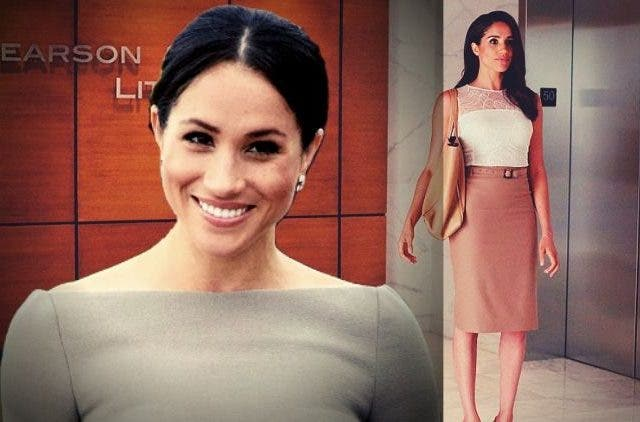 Meghan Markle Suits photgrapher revealed secrets about her