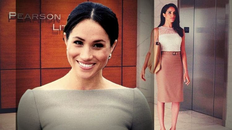 Suits Photographer Reveals Meghan Markle's Dark Secrets