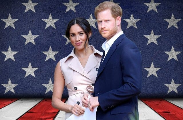 prince harry Meghan Markle visa
