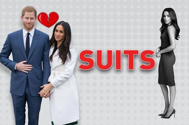 Divorce Meghan Returns to Suits DKODING