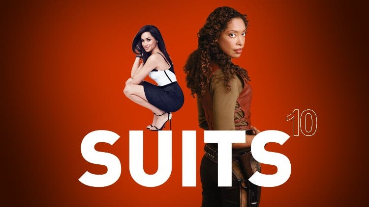 Meghan Markle Wins The Race Against Gina Torres For Suits Season 10
