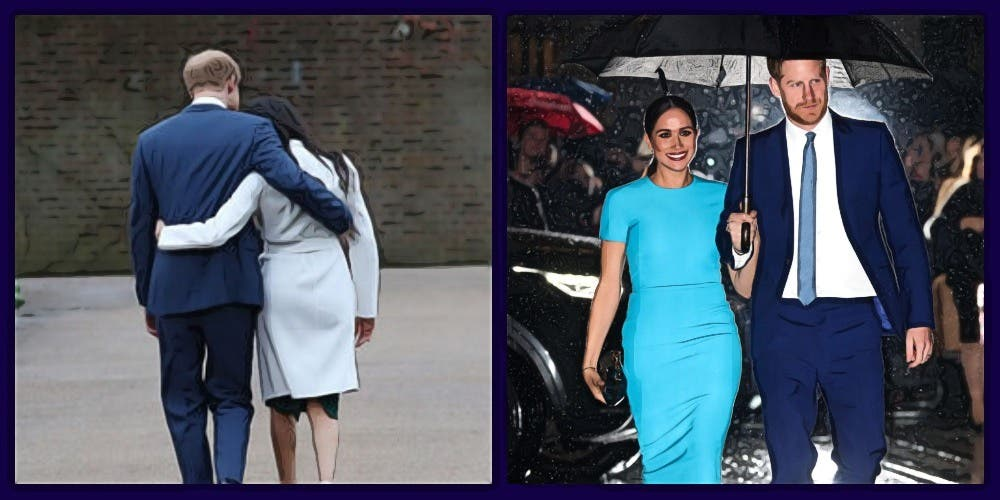 Megxit Begins: Harry and Meghan Bids Farewell with Commonwealth Day Service
