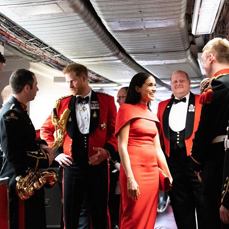 Megxit Begins Harry and Meghan Farewell