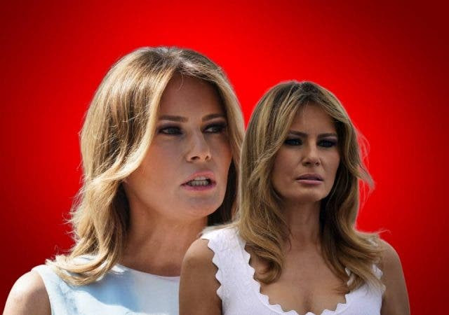 melania trump's leaked audio tape