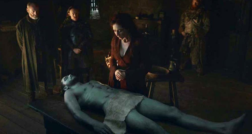 Game of Thrones Discreet Lessons