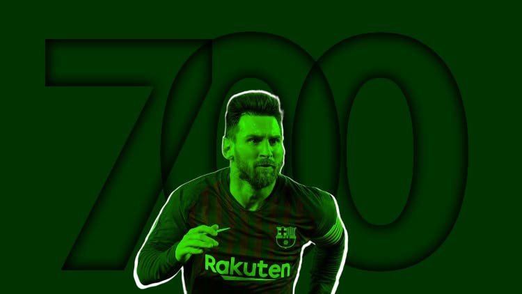 A Breakdown Of Lionel Messi's 700 Goals For Club And Country
