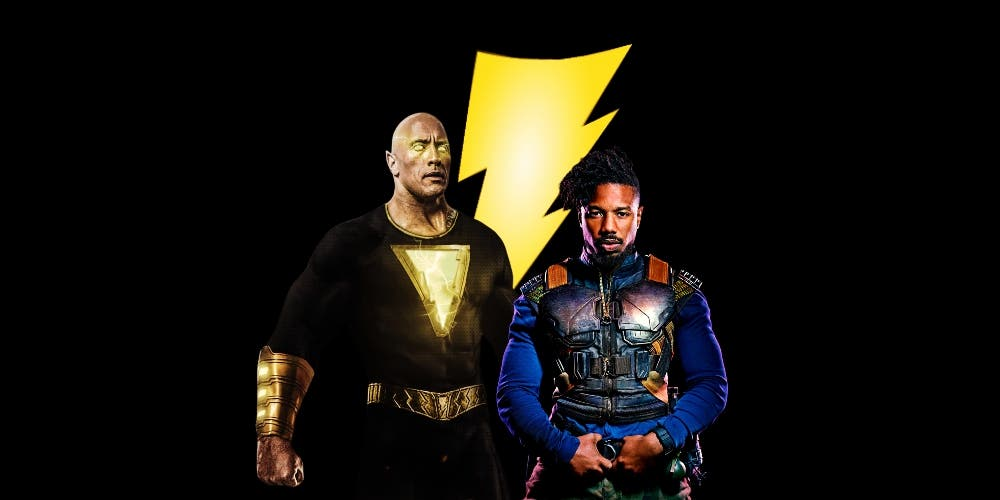 Dwayne Johnson Vets Black Panther's Michael B Jordan After Ryan Reynolds Declines Black Adam