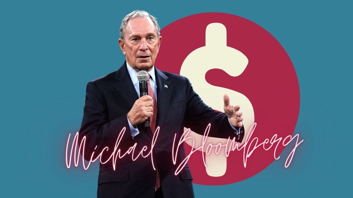 Michael Bloomberg Richest American Politician 2020 (People Who inspire)
