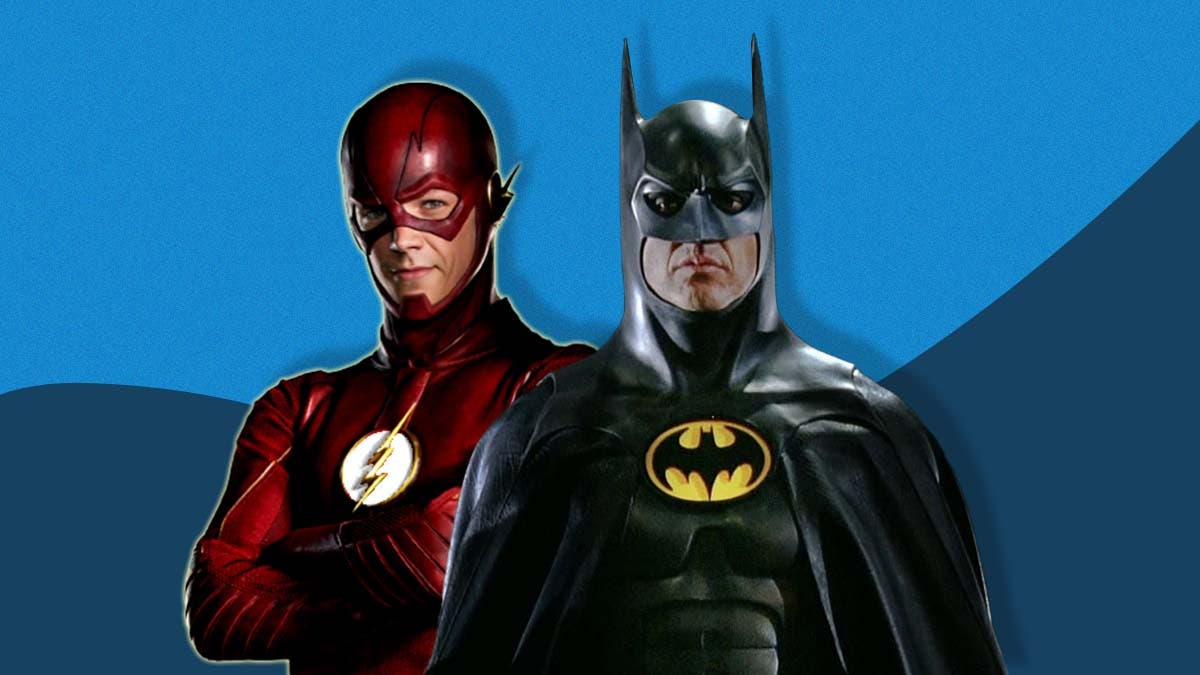 It's official! Michael Keaton returning as Batman in 'The Flash'