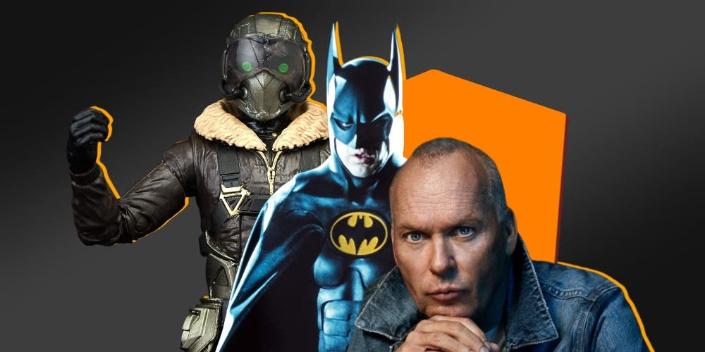 How Michael Keaton Successfully Blurred Marvel And DC Multiverse Boundaries
