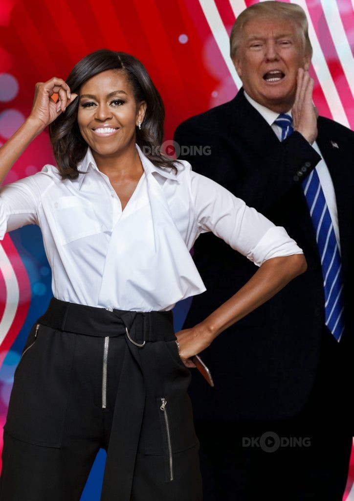 If Michelle Obama Decides To Fight For America's Vice President Post — How It Will Be A Slap In the Face Of Trump