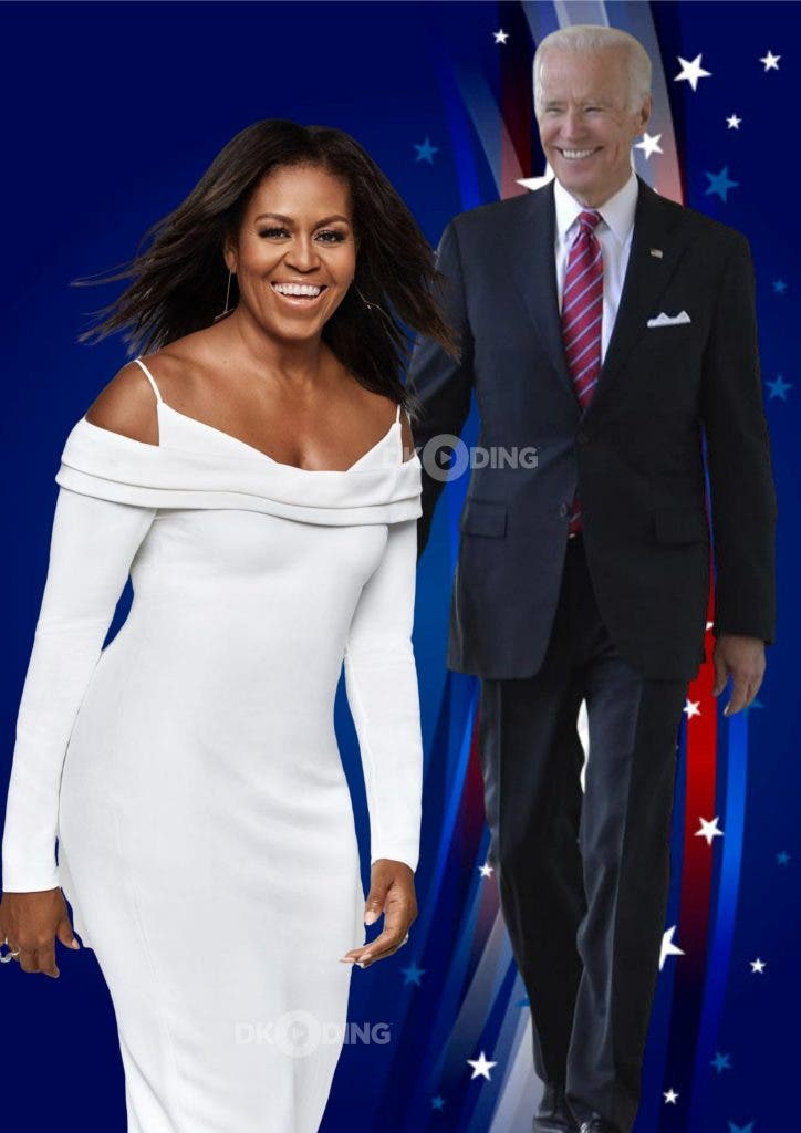 Michelle Obama Owes It To America — Joe Biden's Vice President Candidate For 2020 US Elections