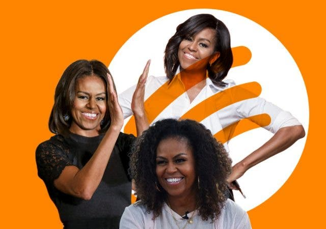 Michelle Obama Spotify Podcast