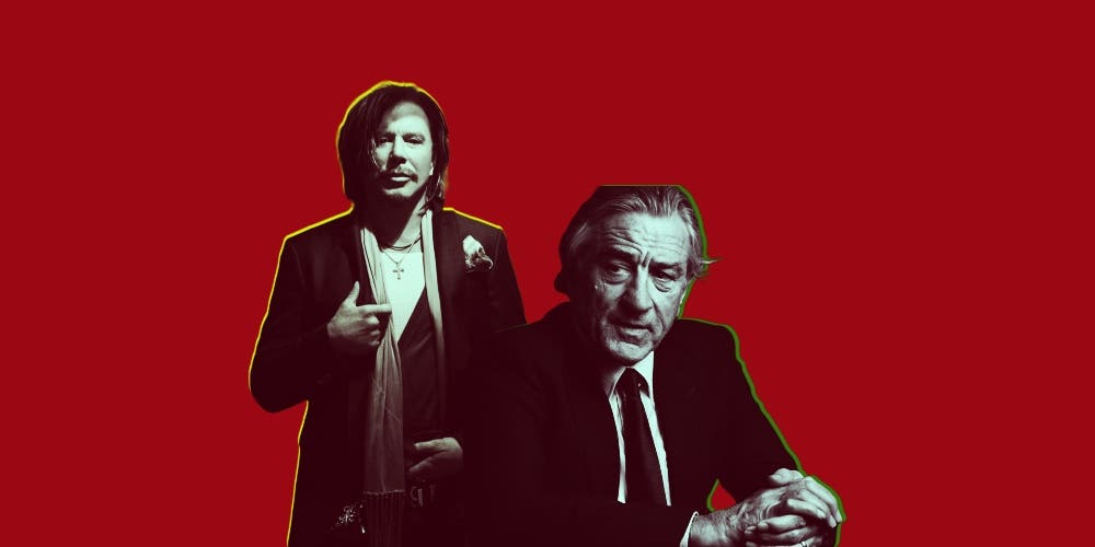 From Mickey Rourke's Provocations To Robert De Niro's Snubs — Inside Hollywood's Longest-Running Cold War