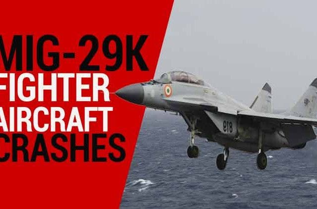 Mig-29-Fighter-Aircraft-Crashes-Videos-DKODING
