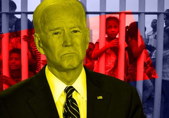 Migrant Children At The Border Become Biden's Greatest Challenge