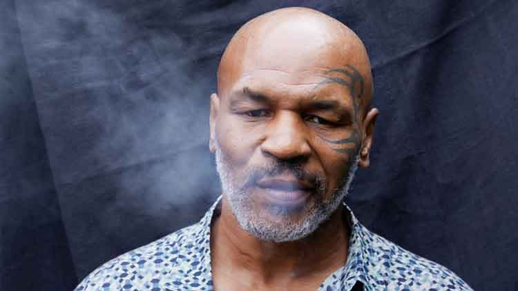 Mike Tyson Confesses he smokes $40,000 worth of w*ed in a month