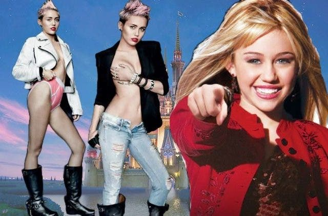 Miley Cyrus disappointed Disney