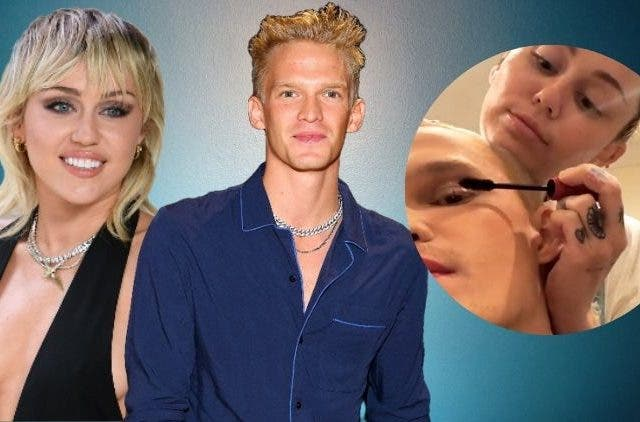 Cody Simpson's makeover by Miley Cyrus
